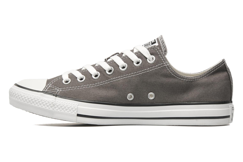Sneakers Converse Chuck Taylor All Star Ox M Grijs voorkant