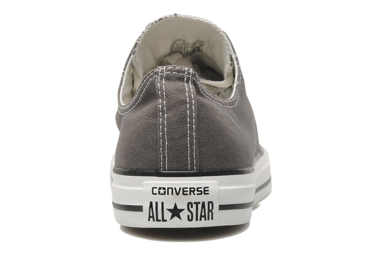 Sneakers Converse Chuck Taylor All Star Ox M Grijs rechts