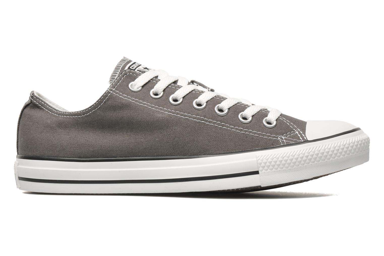 Sneakers Converse Chuck Taylor All Star Ox M Grijs achterkant