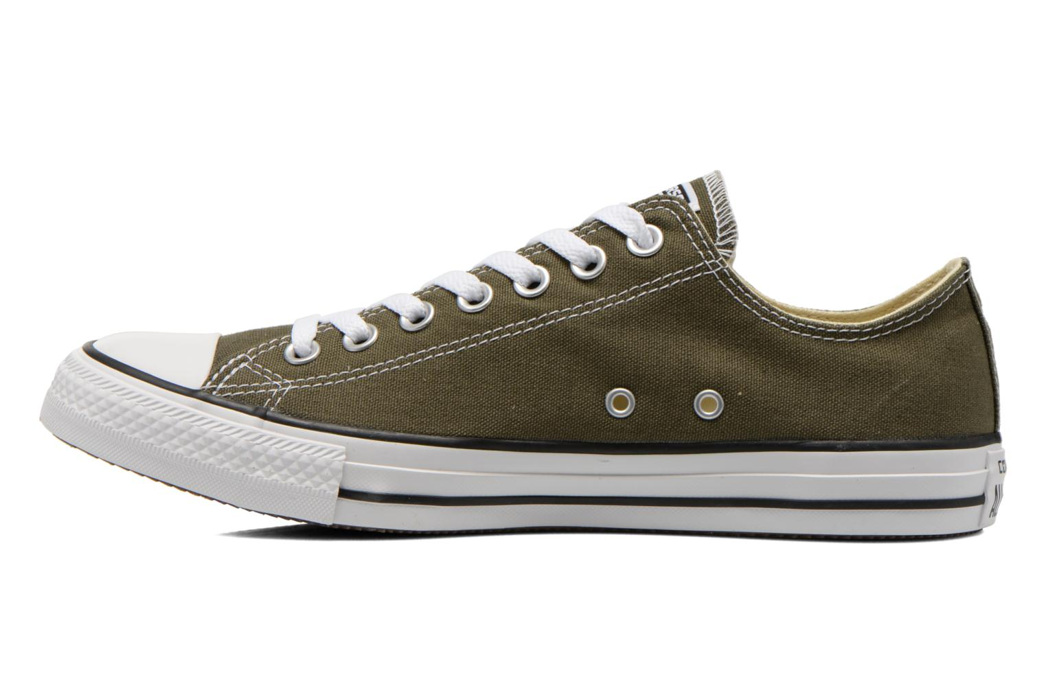 Sneakers Converse Chuck Taylor All Star Ox M Groen voorkant