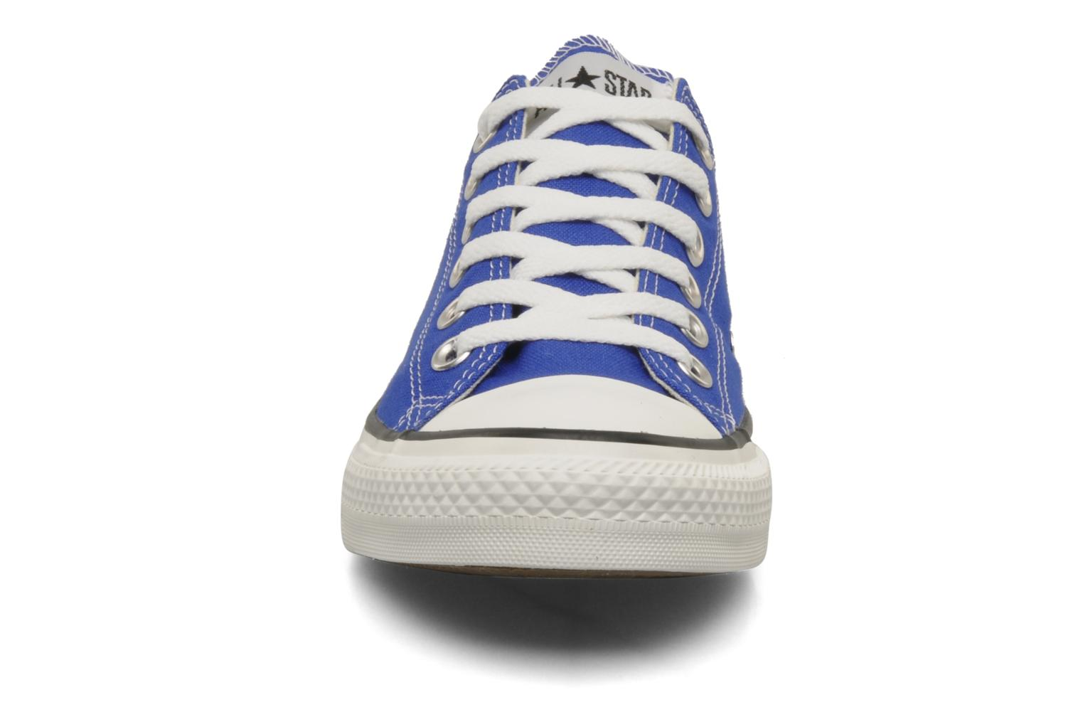 Chuck Taylor All Star Ox M Bleu Pétant