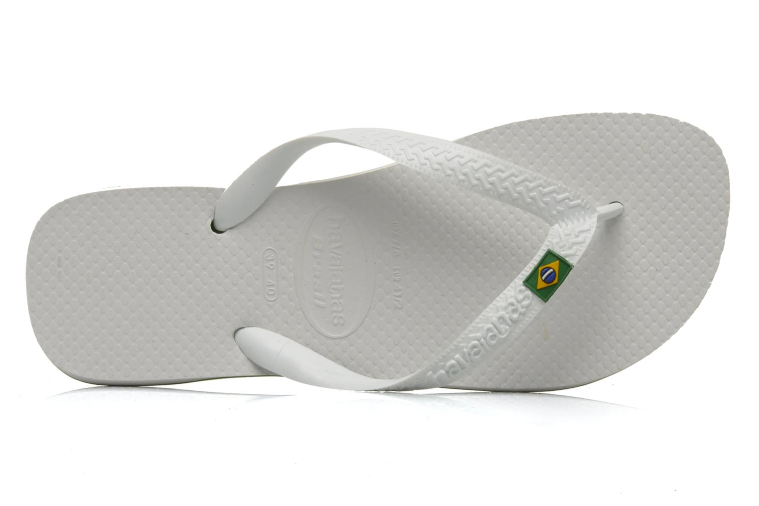 Slippers Havaianas Brazil H Wit links