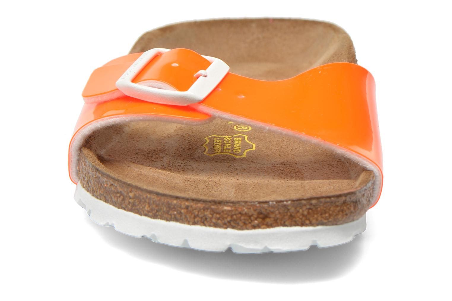 Mules & clogs Birkenstock Madrid Flor W Orange model view