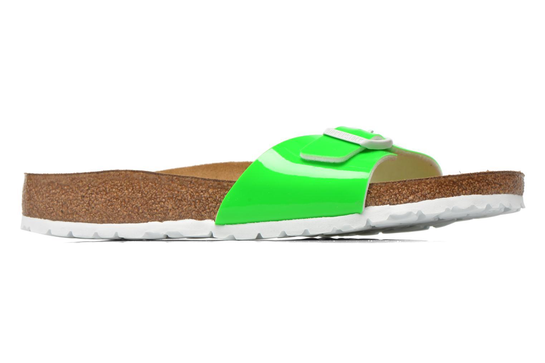 Clogs & Pantoletten Birkenstock Madrid Flor W grün ansicht von hinten