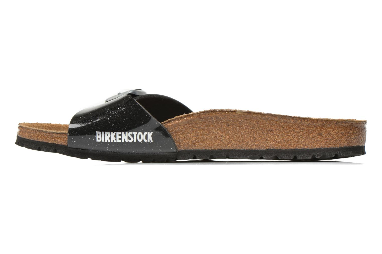 Mules & clogs Birkenstock Madrid Flor W Black front view