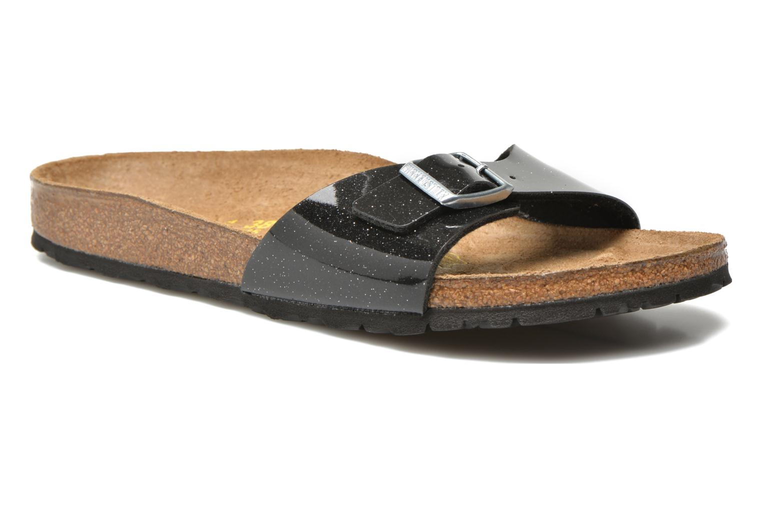 Mules & clogs Birkenstock Madrid Flor W Black detailed view/ Pair view