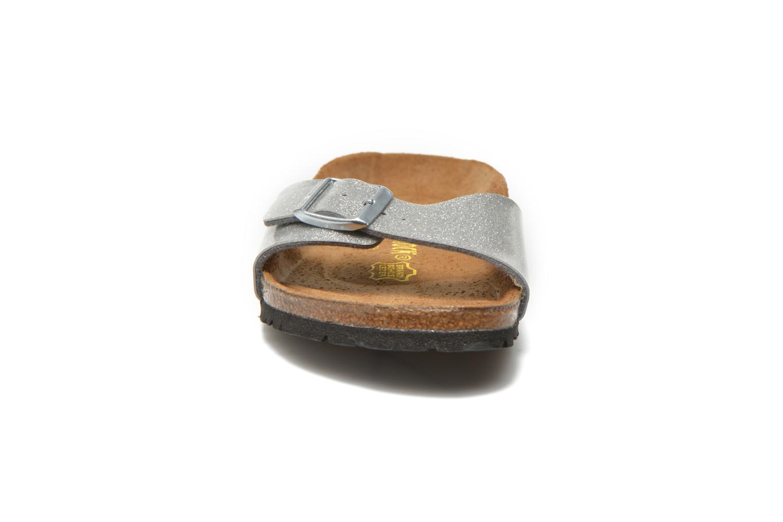 Träskor & clogs Birkenstock Madrid Flor W Silver bild av skorna på
