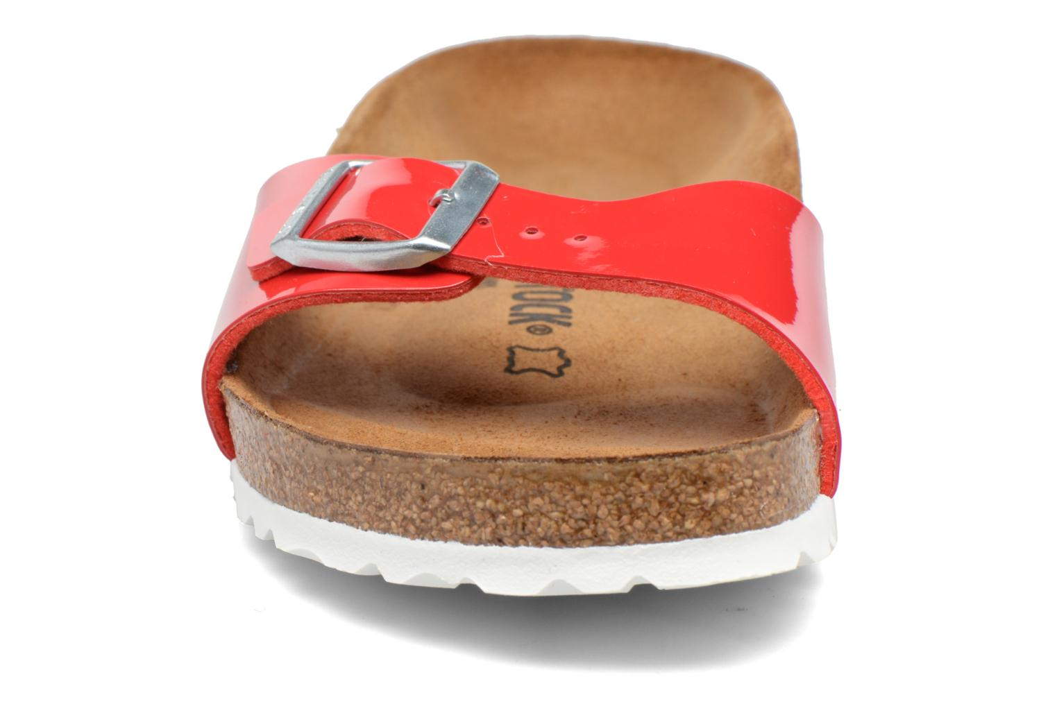 Mules & clogs Birkenstock Madrid Flor W Red model view