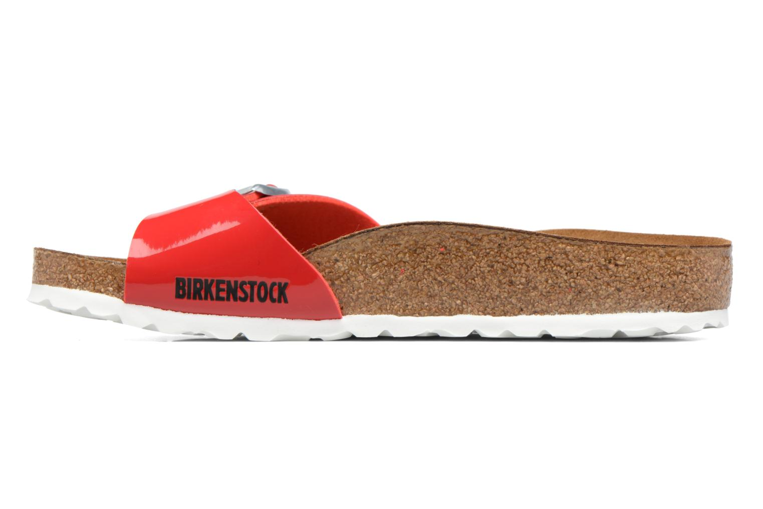 Mules & clogs Birkenstock Madrid Flor W Red front view