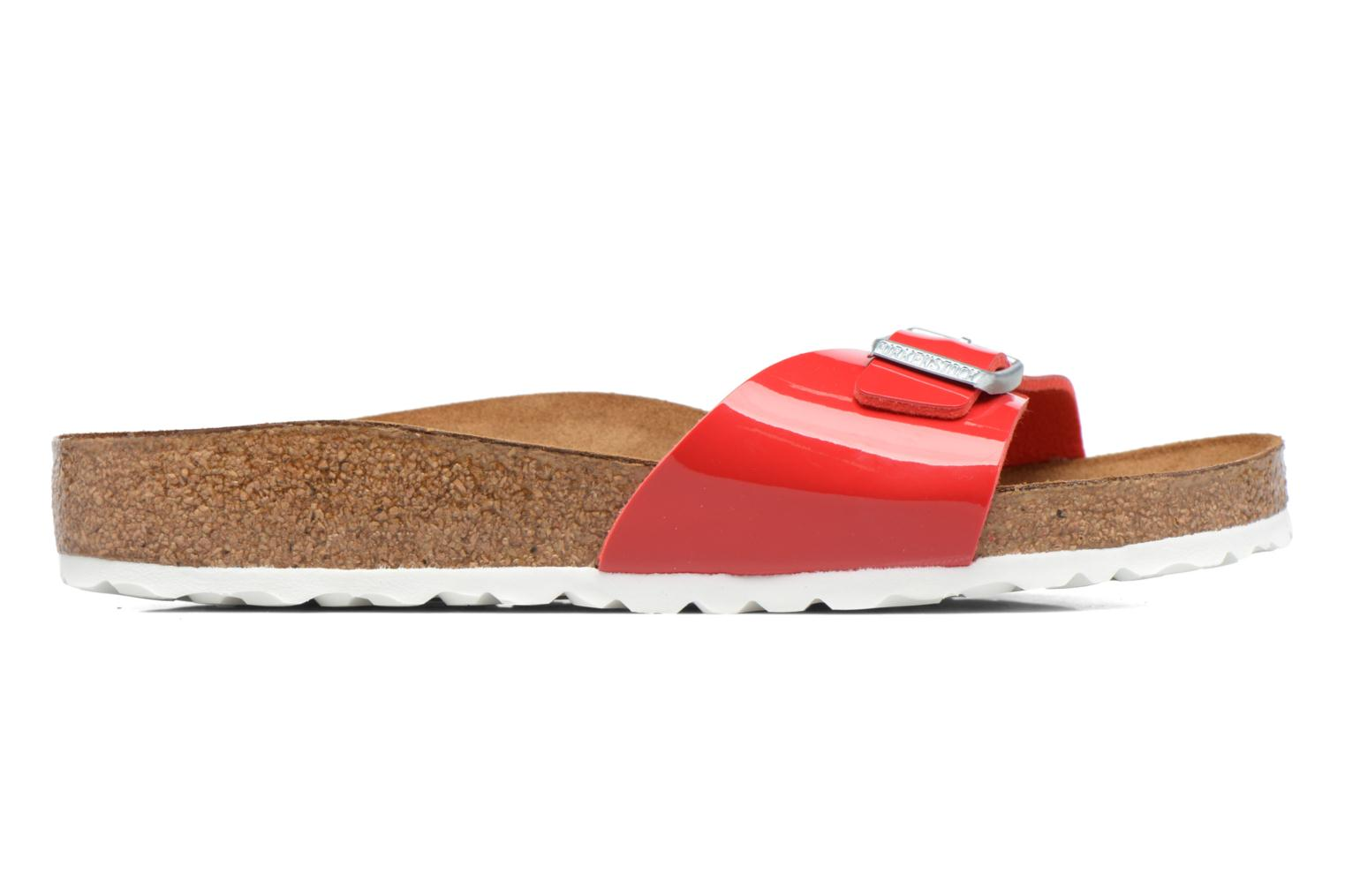 Mules & clogs Birkenstock Madrid Flor W Red back view