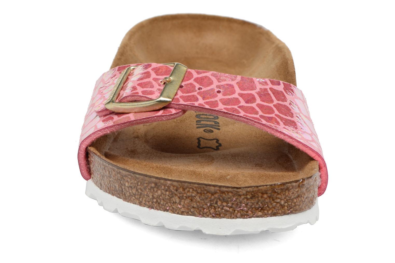 Mules & clogs Birkenstock Madrid Flor W Pink model view