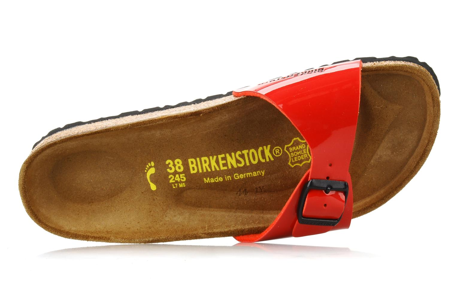 Wedges Birkenstock Madrid Flor W Rood links