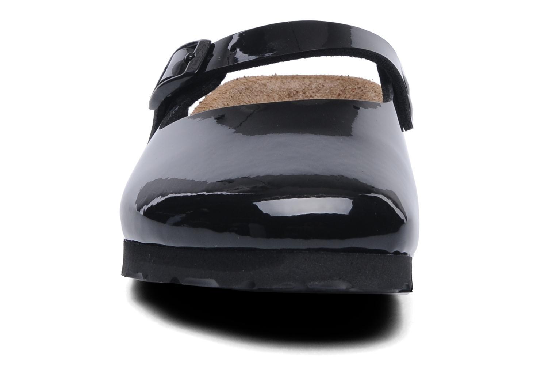 Sandalen Birkenstock Maria Flor E schwarz schuhe getragen