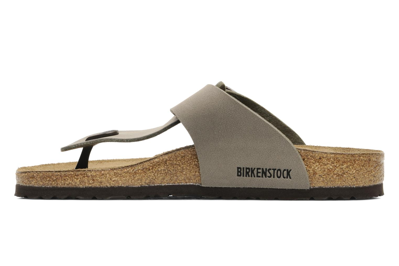 Flip flops & klipklapper Birkenstock Medina Flor M Grå se forfra
