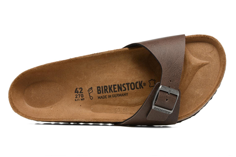 Sandaler Birkenstock Madrid Flor M Brun bild från vänster sidan