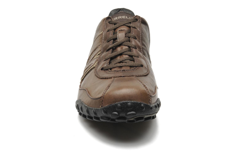 Sneakers Merrell Sprint Blast Brun se skoene på