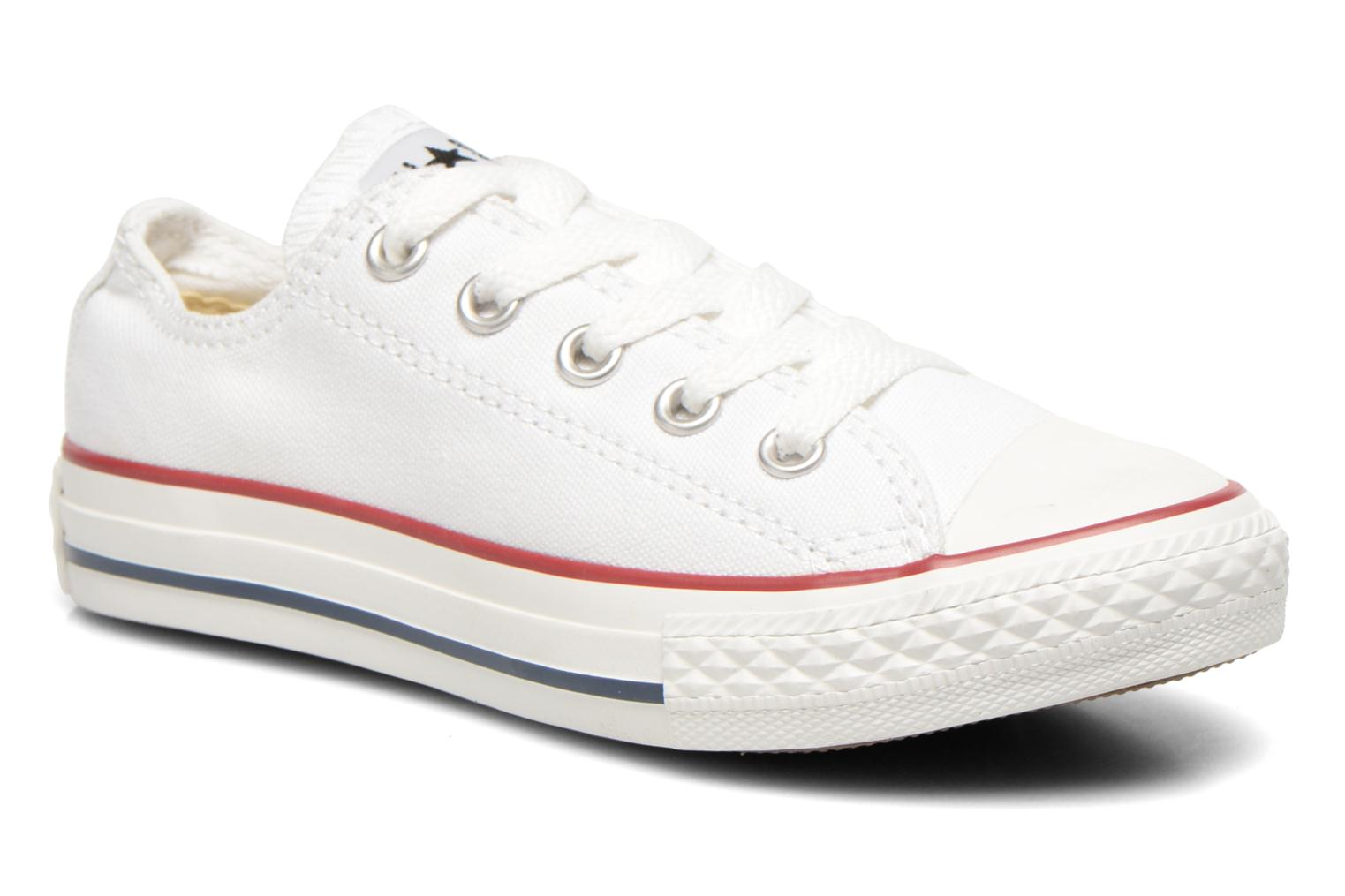 Chuck Taylor All Star Ox K Blanc Optical