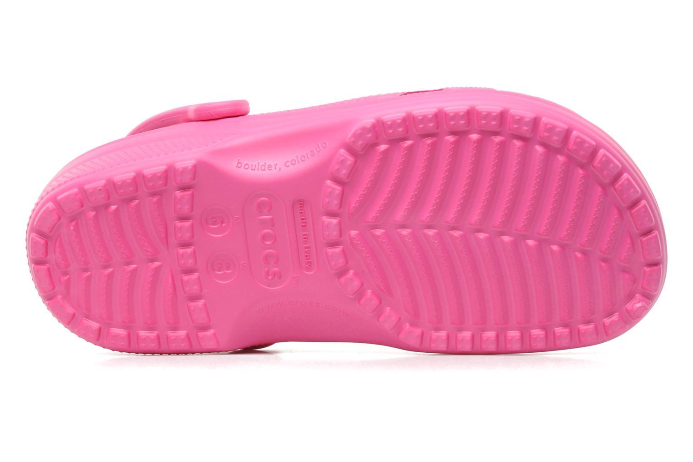 Clogs og træsko Crocs Classic F Pink se foroven