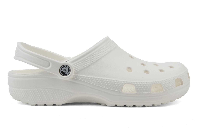 Träskor & clogs Crocs Classic F Vit bild från baksidan