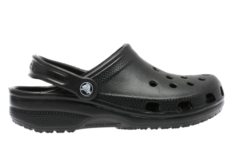 Clogs og træsko Crocs Classic F Sort se bagfra