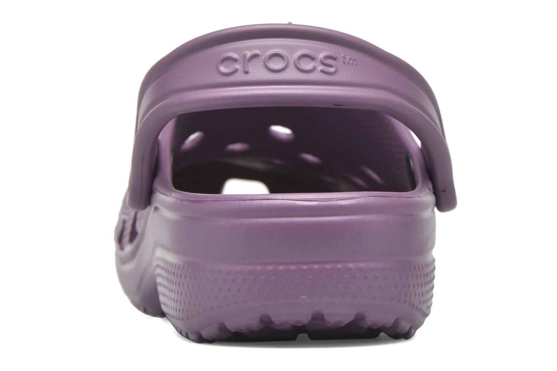 Träskor & clogs Crocs Classic F Lila Bild från höger sidan