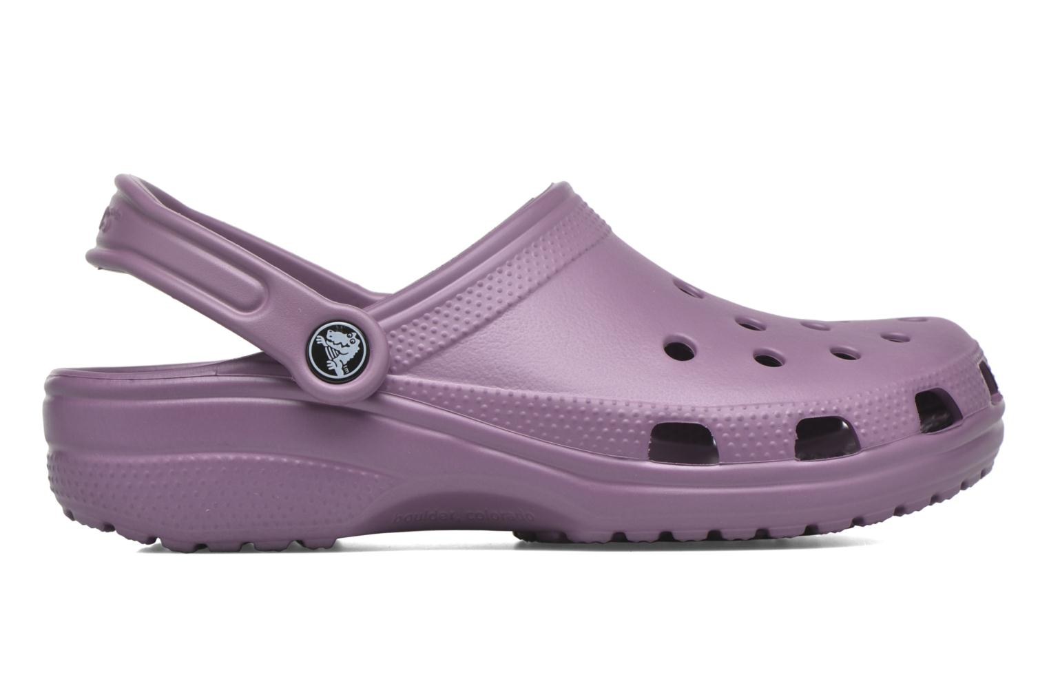 Mules & clogs Crocs Cayman F Purple back view