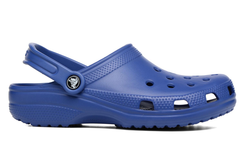 Clogs og træsko Crocs Classic F Blå se bagfra