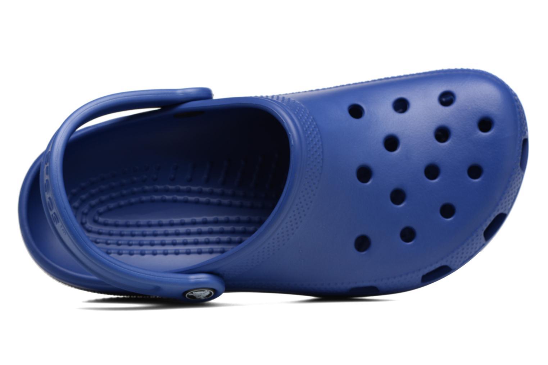 Clogs og træsko Crocs Classic F Blå se fra venstre