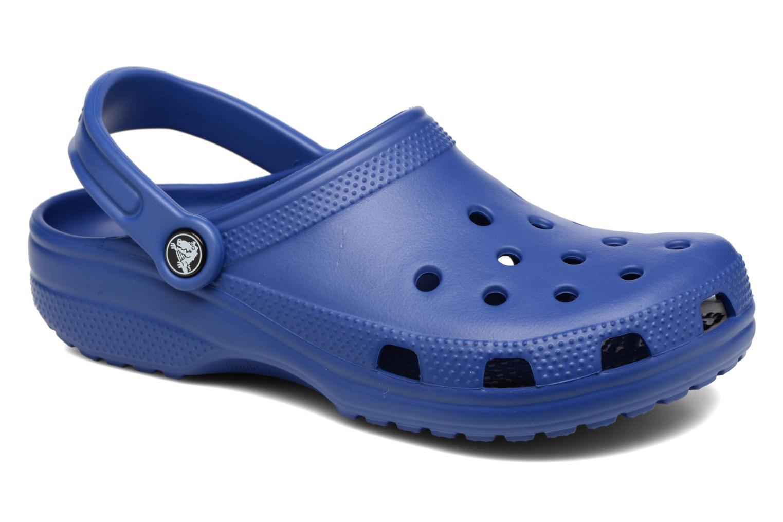 Träskor & clogs Crocs Classic F Blå detaljerad bild på paret