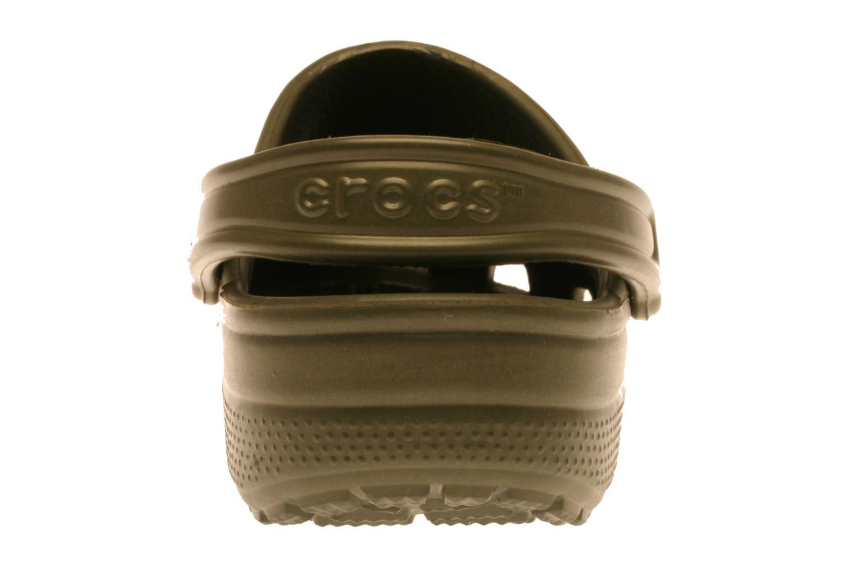 Sandaler Crocs Classic H Grön Bild från höger sidan