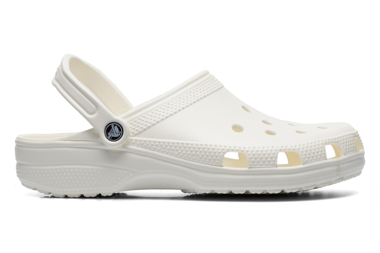 Sandales et nu-pieds Crocs Classic H Blanc vue derrière