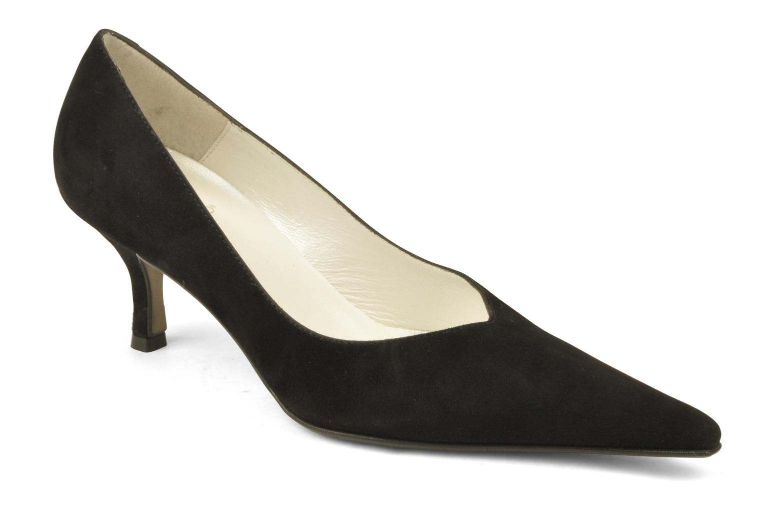 Pumps Perlato Laureta Zwart detail