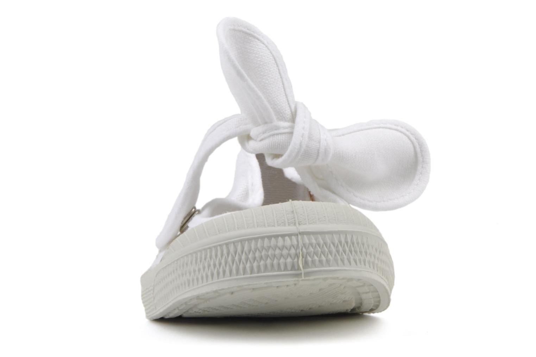 Ballerinas Bensimon Ballerine Flo E weiß schuhe getragen