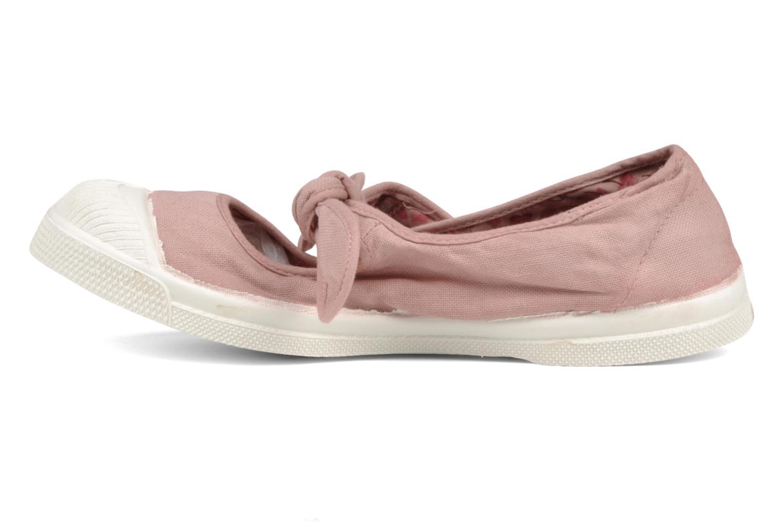 Ballerina's Bensimon Ballerine Flo E Roze voorkant