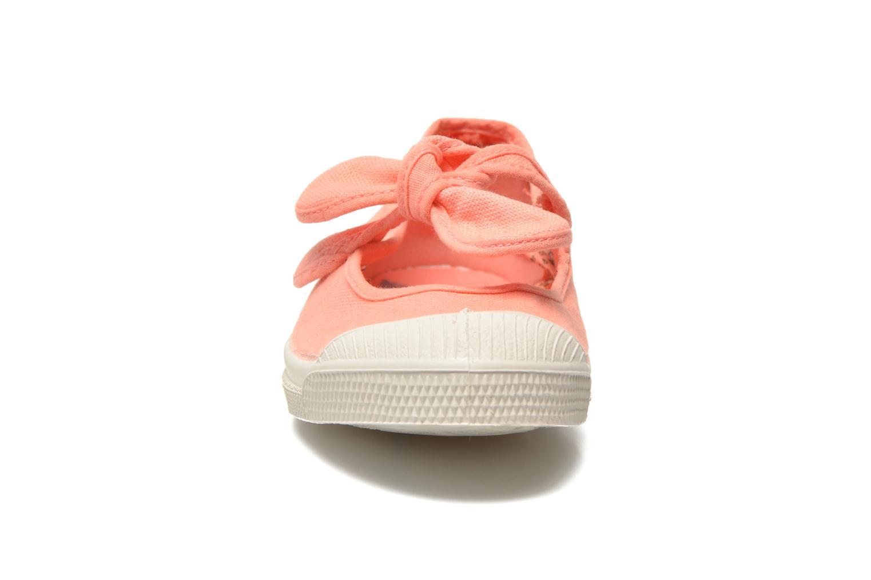 Ballet pumps Bensimon Ballerine Flo E Pink model view