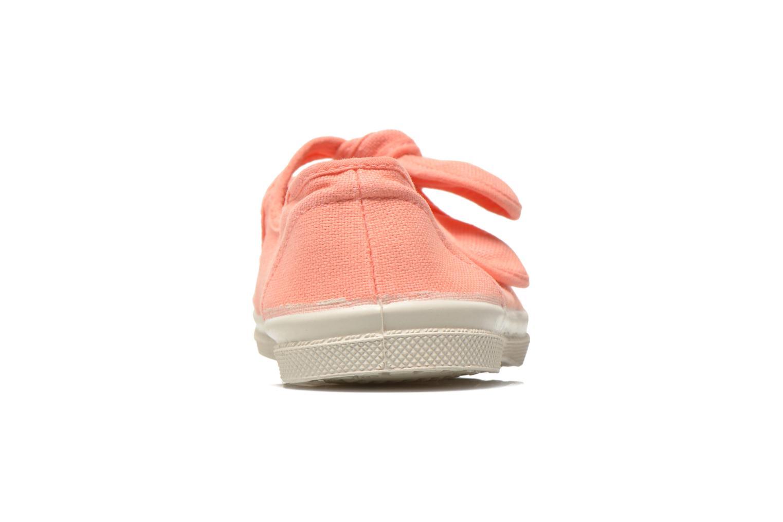 Ballerina's Bensimon Ballerine Flo E Roze rechts