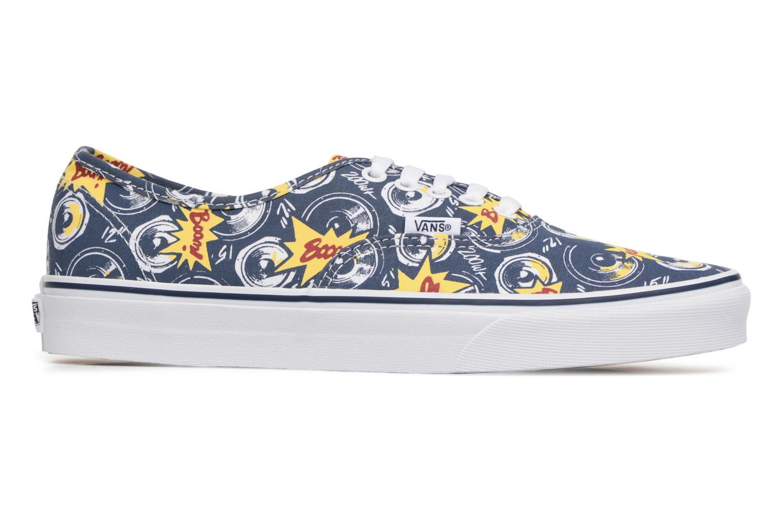 Sneakers Vans Authentic Blå bild från baksidan