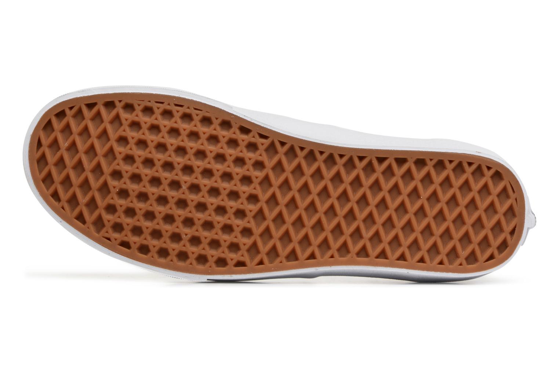 Sneakers Vans Authentic Blauw boven