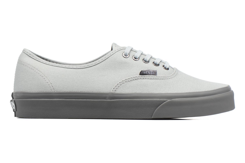 Sneakers Vans Authentic Grijs achterkant
