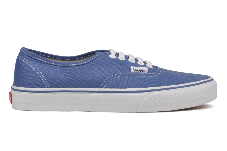 Sneakers Vans Authentic Azzurro immagine posteriore