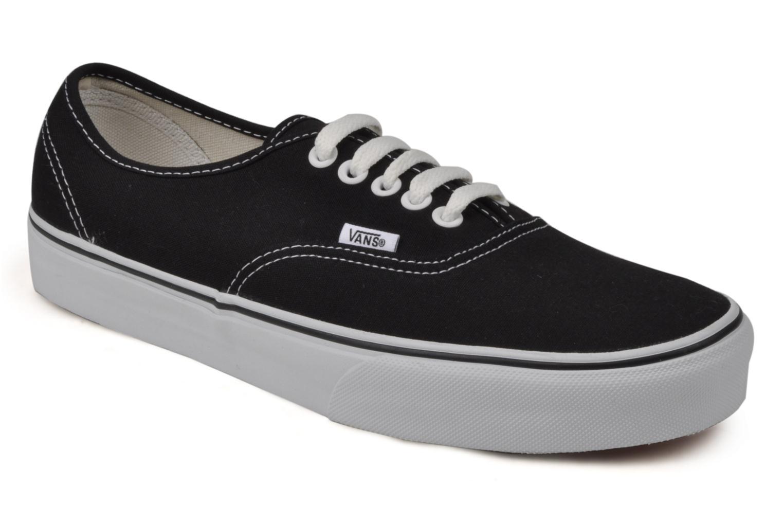 Sneaker Vans Authentic schwarz detaillierte ansicht/modell