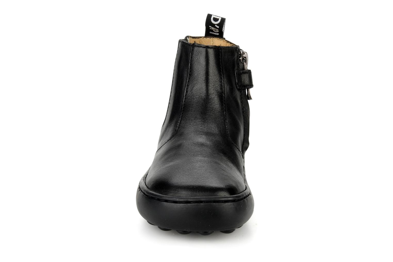 Boots en enkellaarsjes Pom d Api Walk Jodpur Basic Zwart model