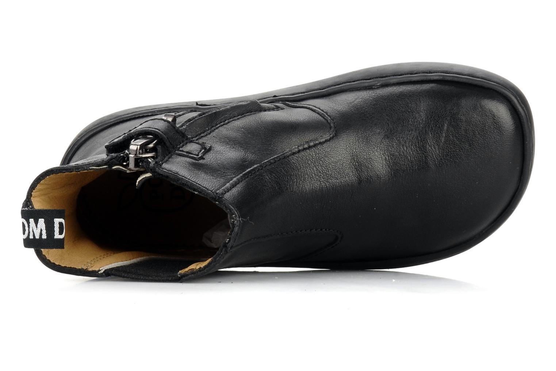 Boots en enkellaarsjes Pom d Api Walk Jodpur Basic Zwart links
