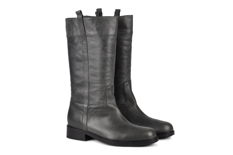 Bottines et boots Espace Rastan Gris vue 3/4