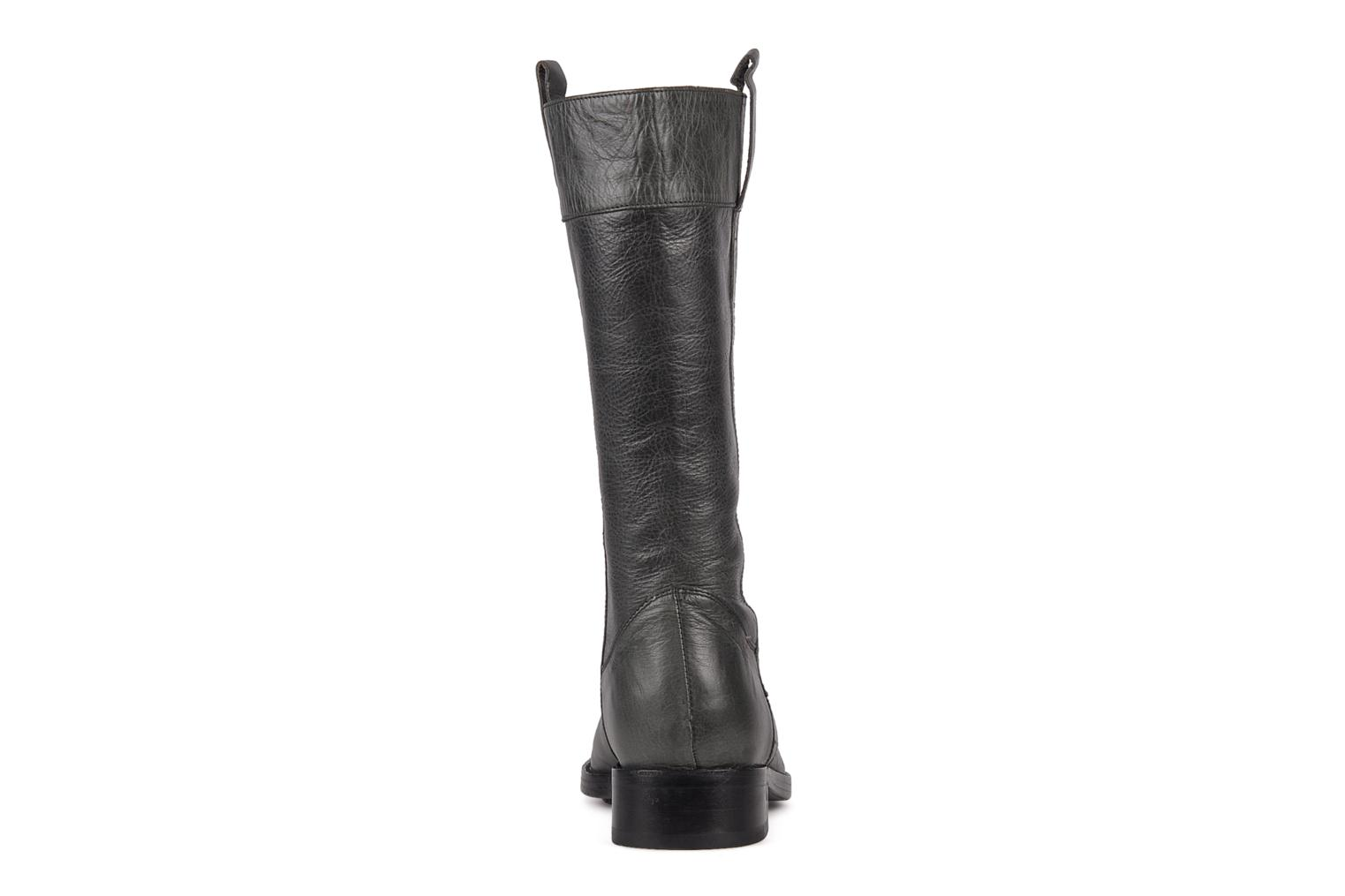 Ankle boots Espace Rastan Grey view from the right