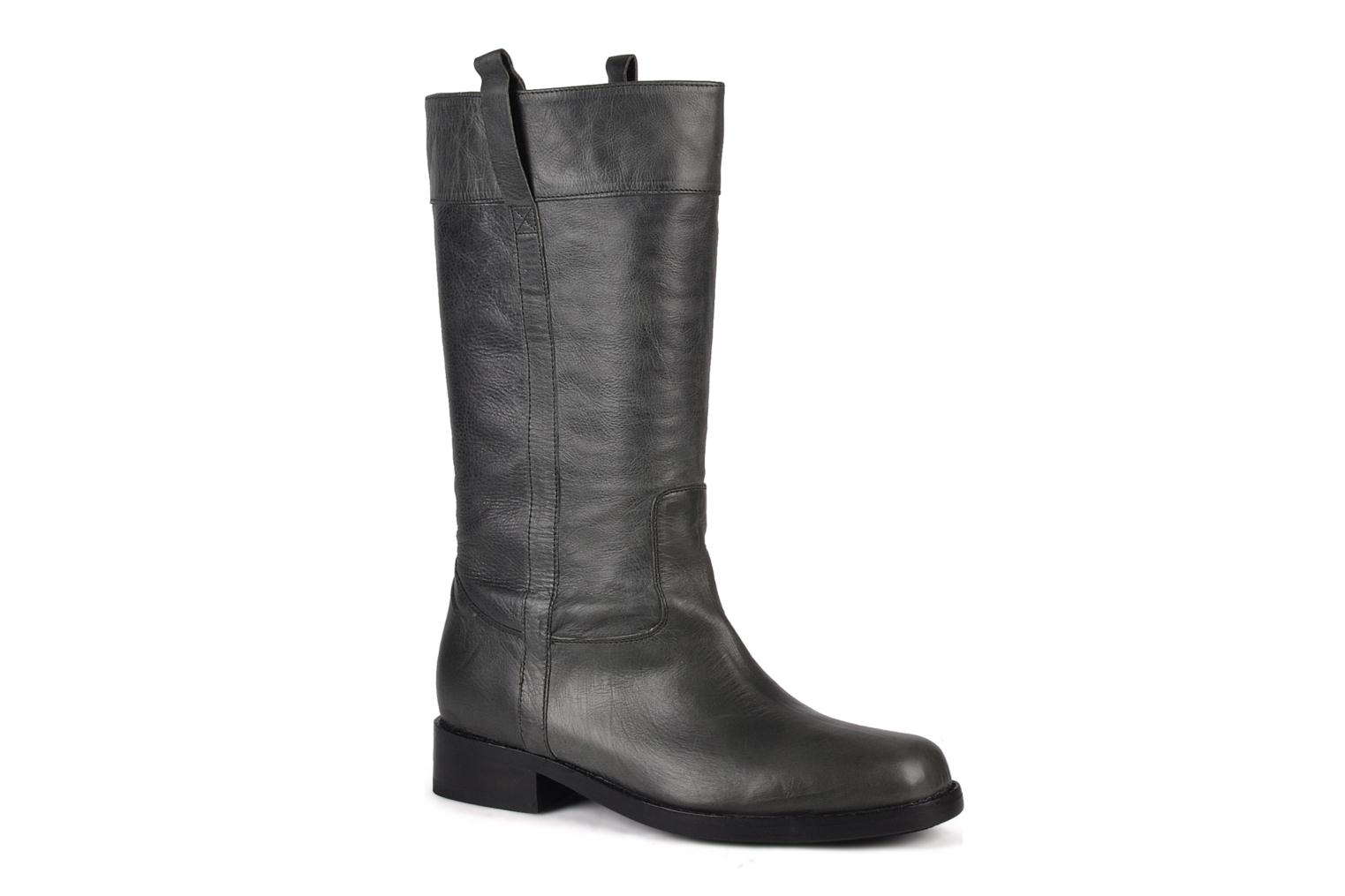 Ankle boots Espace Rastan Grey detailed view/ Pair view
