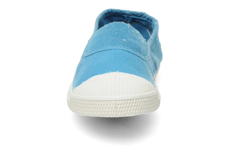 Sneakers Bensimon Tennis Elastique E Blå se skoene på