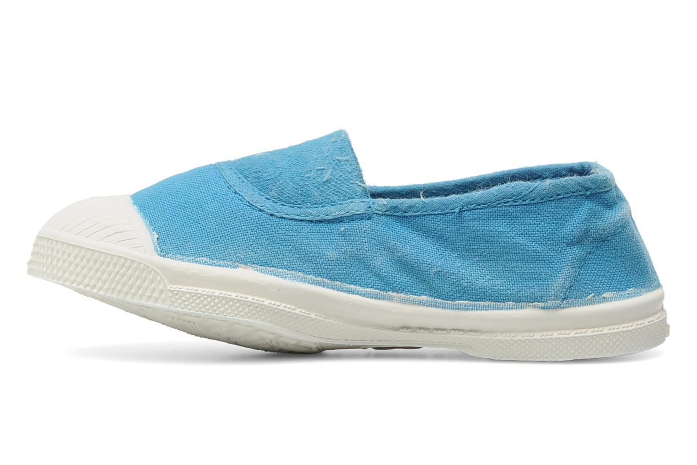 Sneakers Bensimon Tennis Elastique E Blå se forfra