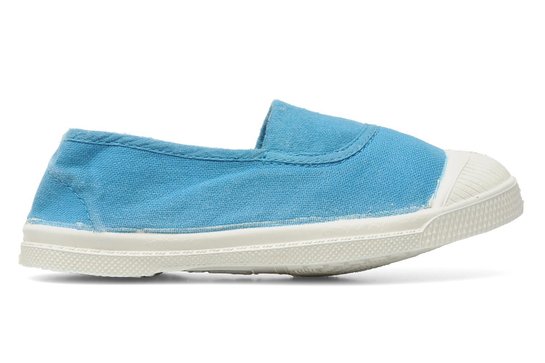 Sneakers Bensimon Tennis Elastique E Blå se bagfra