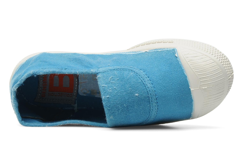 Sneakers Bensimon Tennis Elastique E Blå se fra venstre